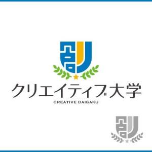 クリエイティブ大学ロゴ